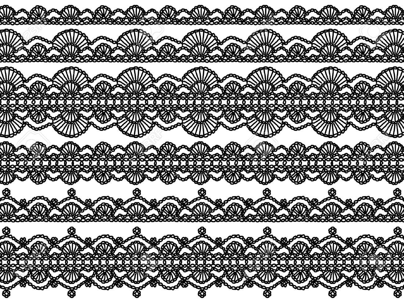 Elegant Background Pattern Black And White Black and white elegant