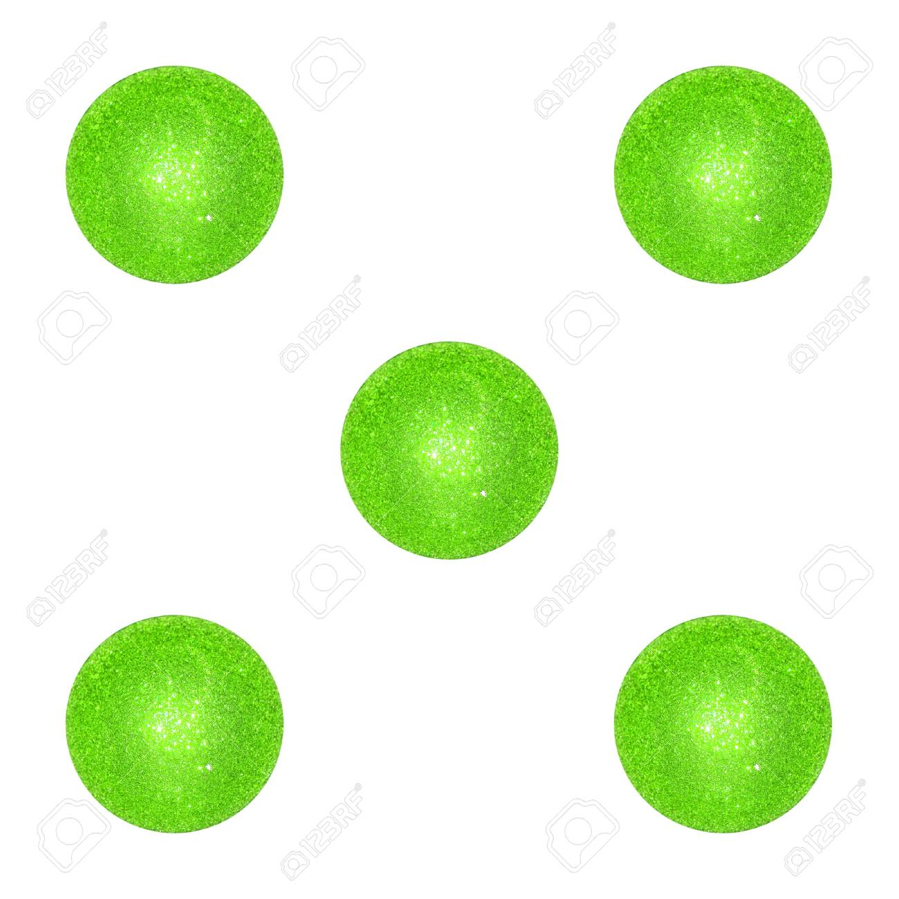 Five, dice, game, playing, light green, dice Stock Photo - 12998363