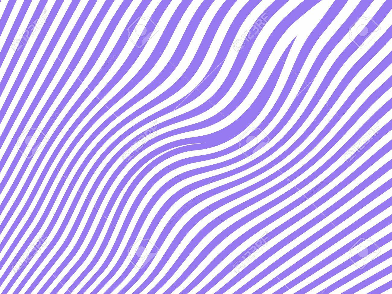 Lavender blue striped background with straight and curved lines Stock Photo - 13562602