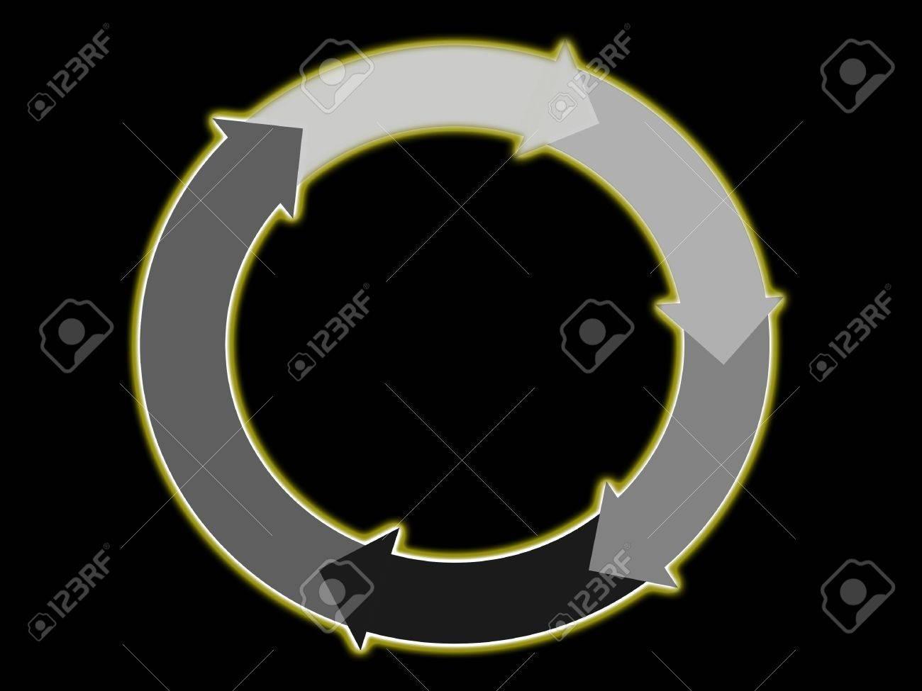 Business sober circulatory system representation Stock Photo - 13838344