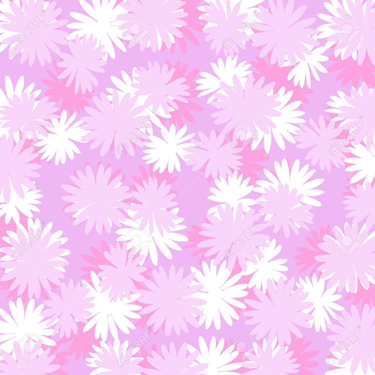 flowery image in pinks as background stock photo picture and