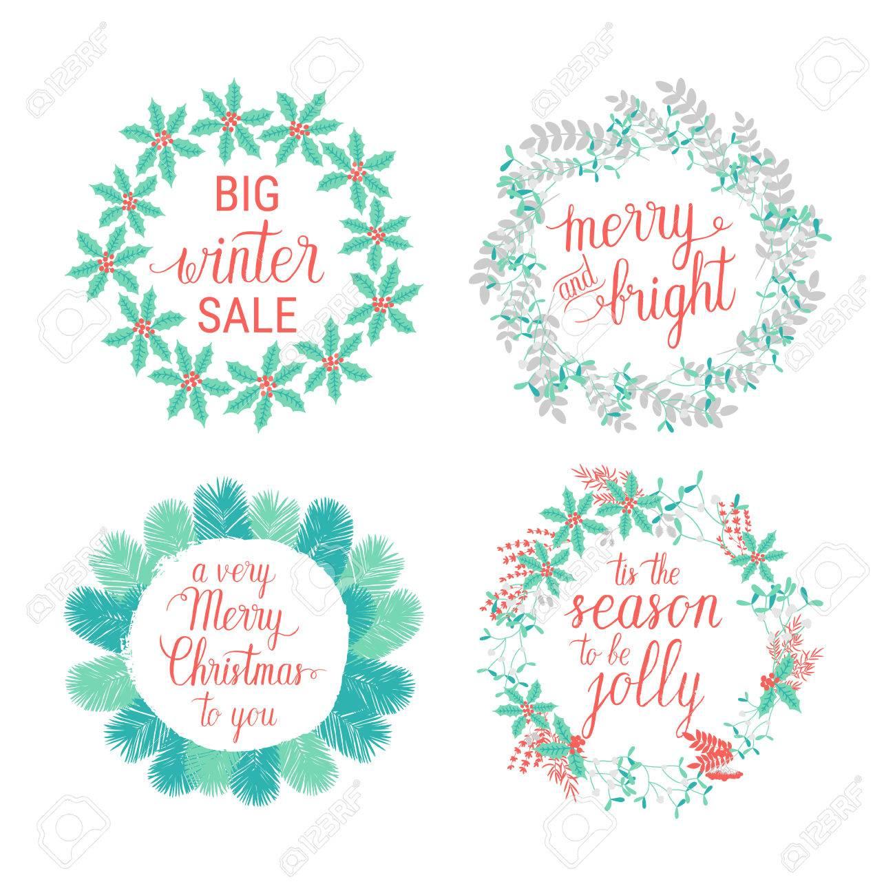 Merry And Bright, Happy Holidays, Happy New Year, Tis The Season ...