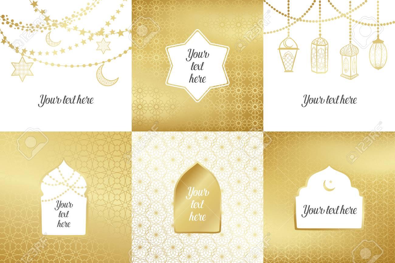 Eid Al Adha Mubarak Greeting Card Banner Poster Logo With