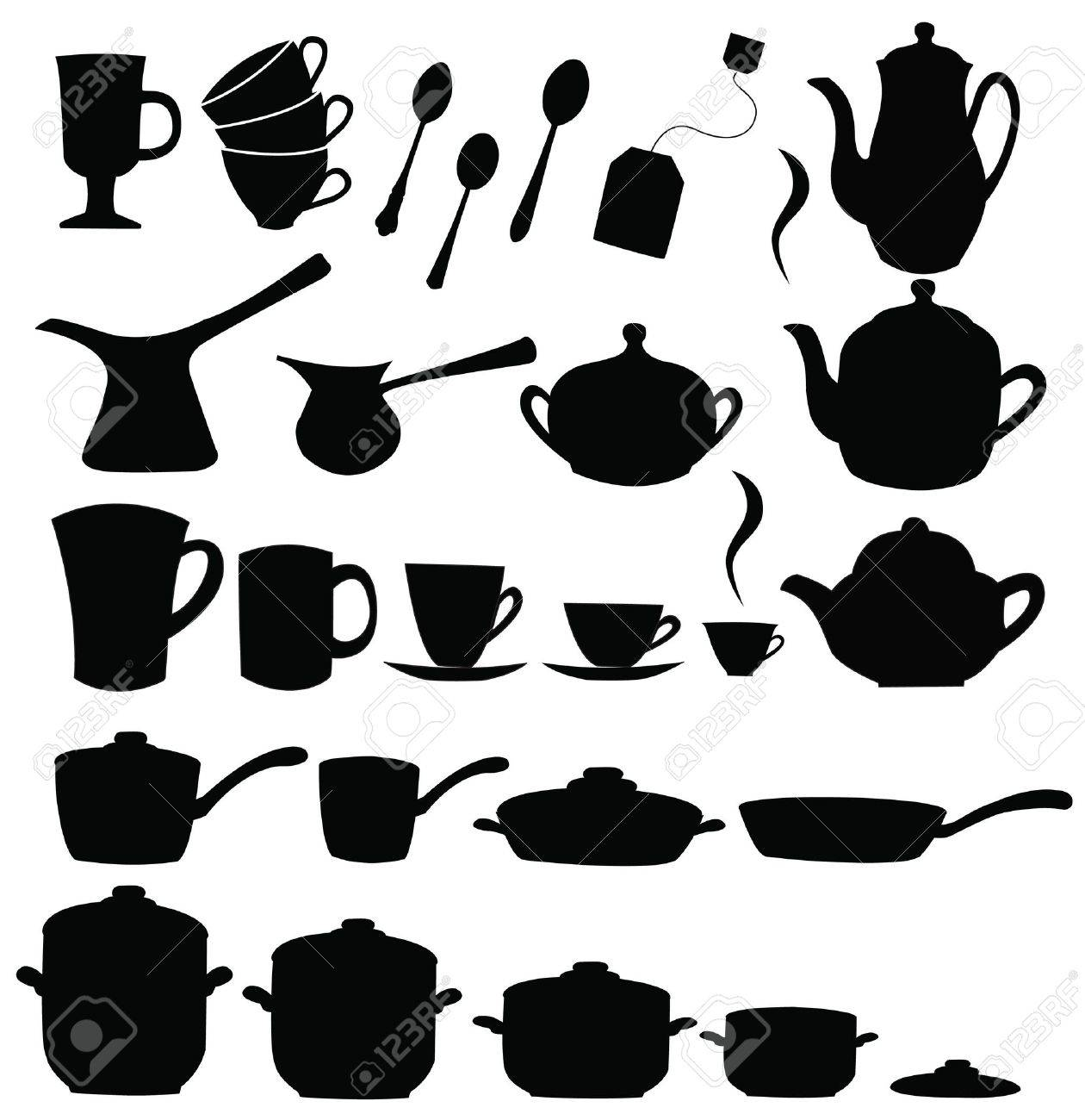 Tea, coffee ans pot sets - 11548731
