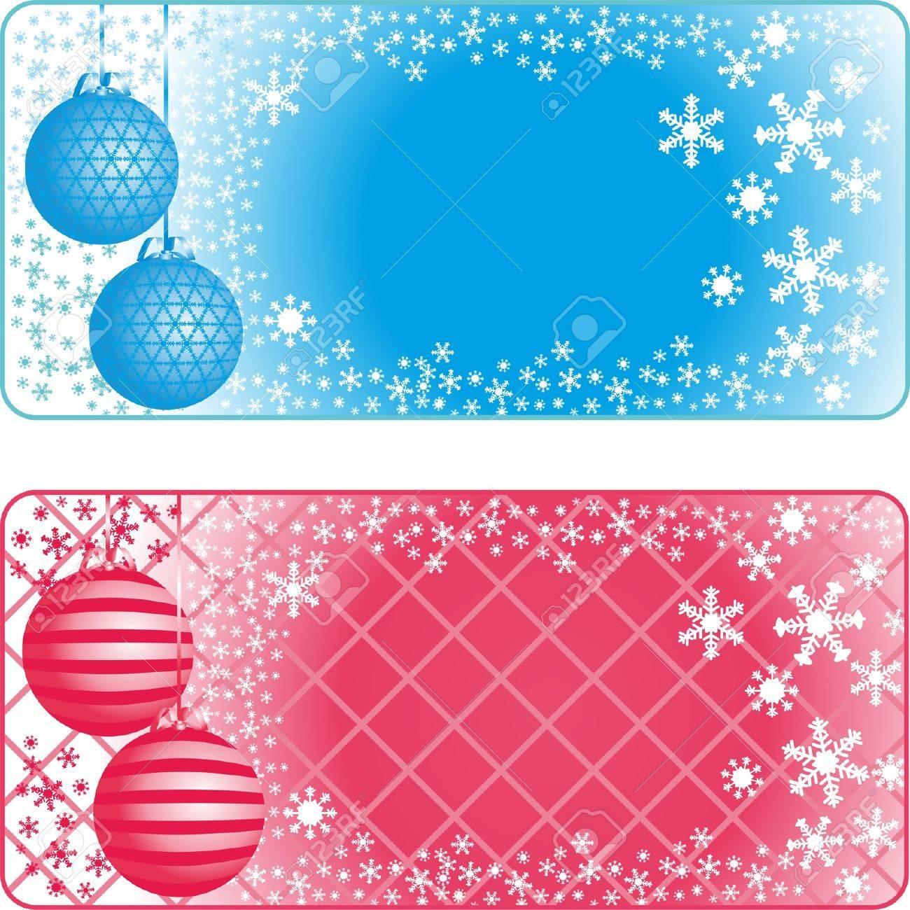 Christmas card or invitation card Stock Vector - 15711066