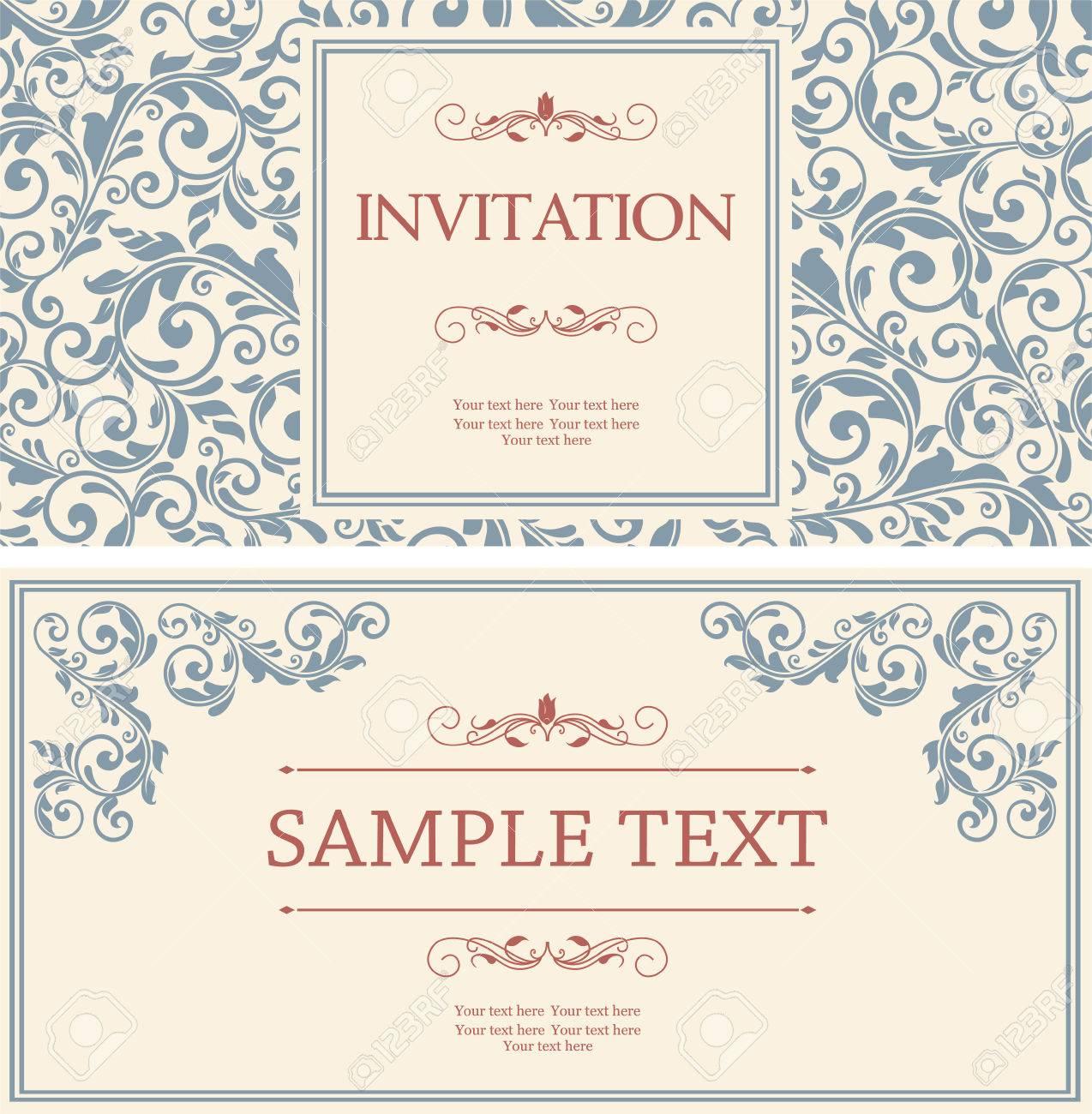 Grußkarten Einladung – thegirlsroom