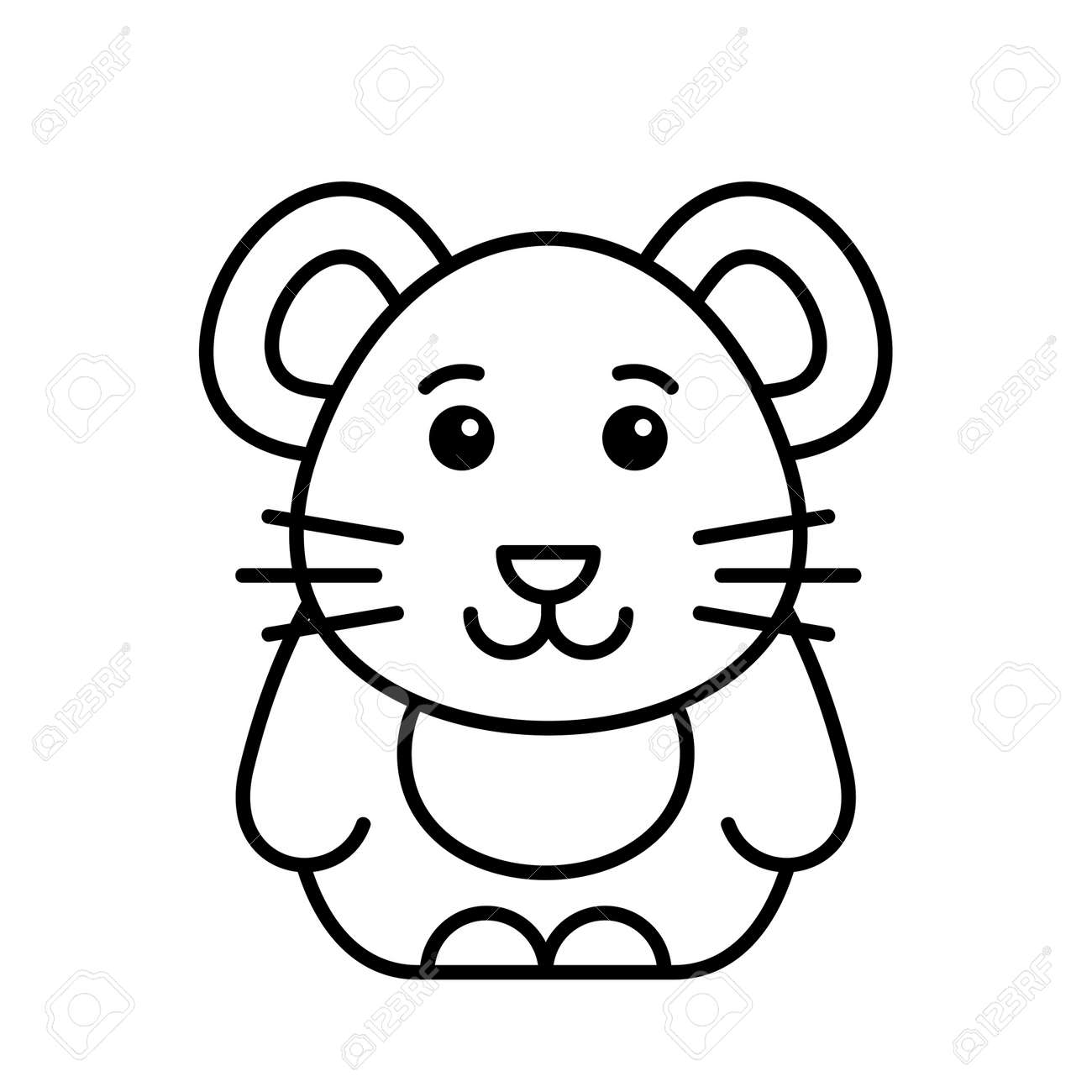 Mouse icon. Icon design. Template elements - 171231664