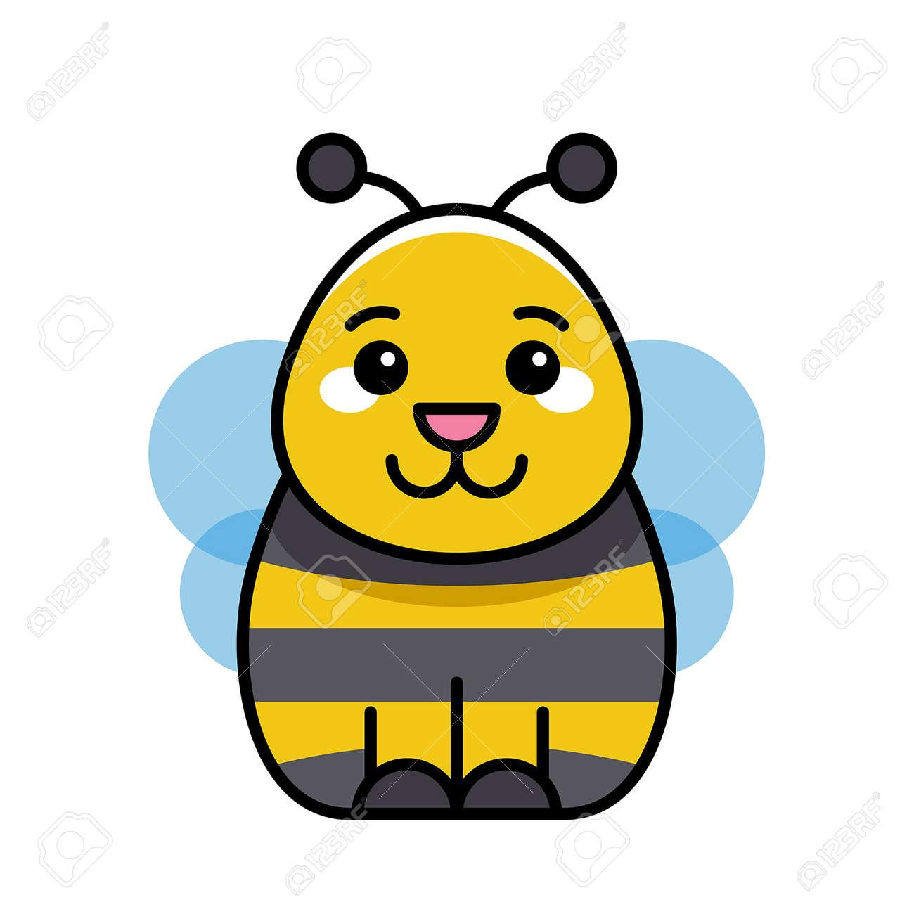 Bee icon. Icon design. Template elements - 171231674