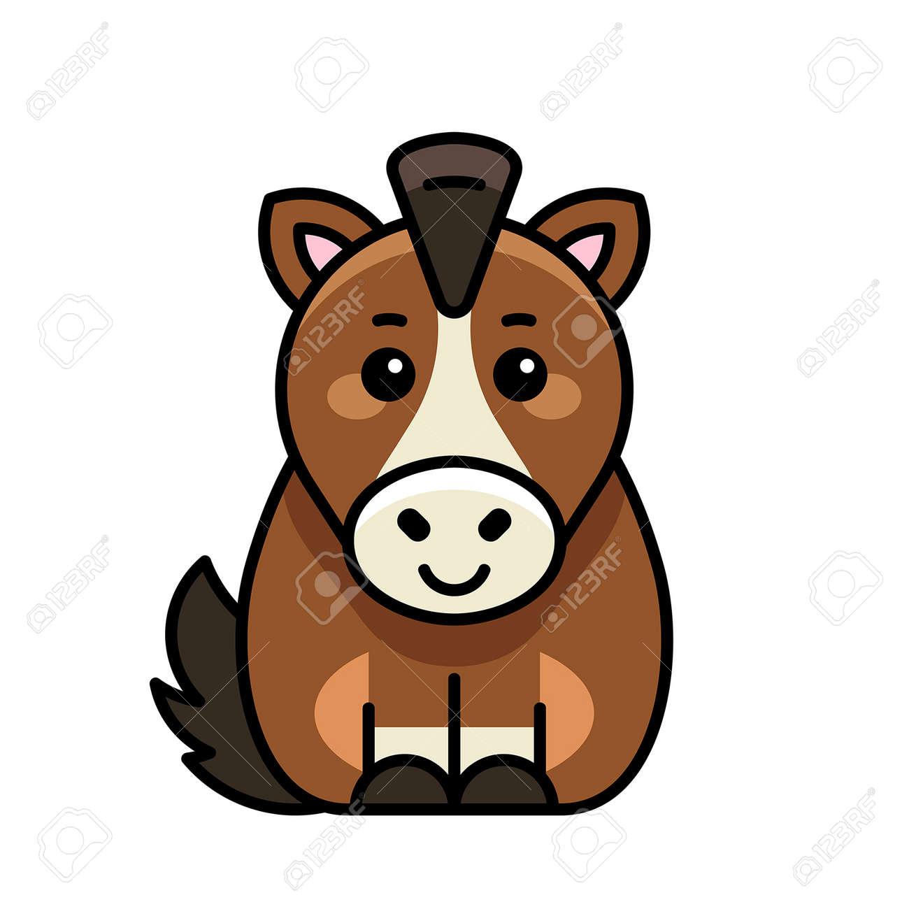 Horse icon. Icon design. Template elements - 171231685