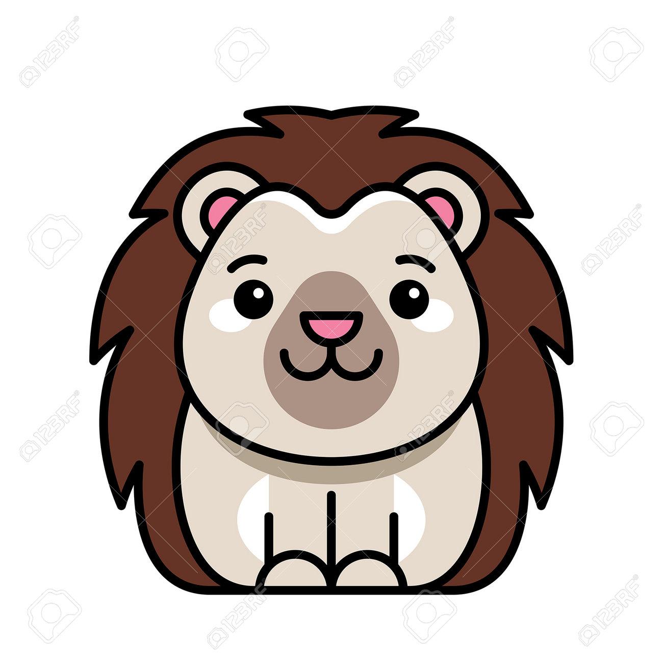 Hedgehog icon. Icon design. Template elements - 171231697