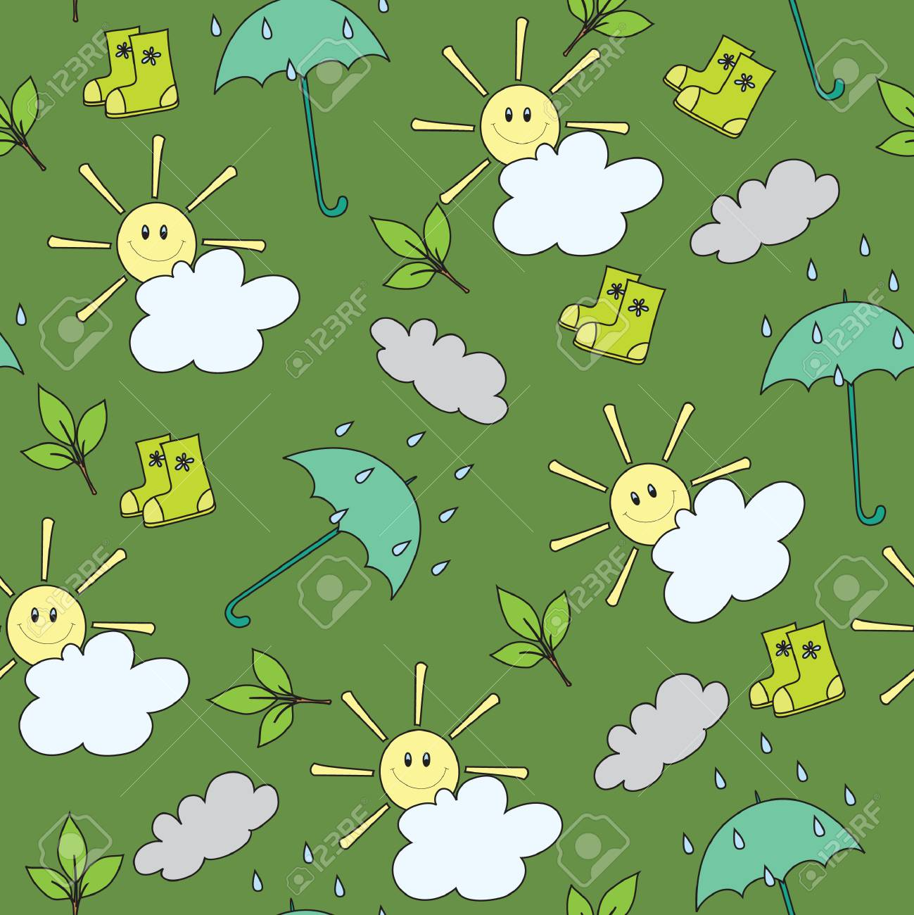 Seamless wallpaper pattern Stock Vector - 8978315