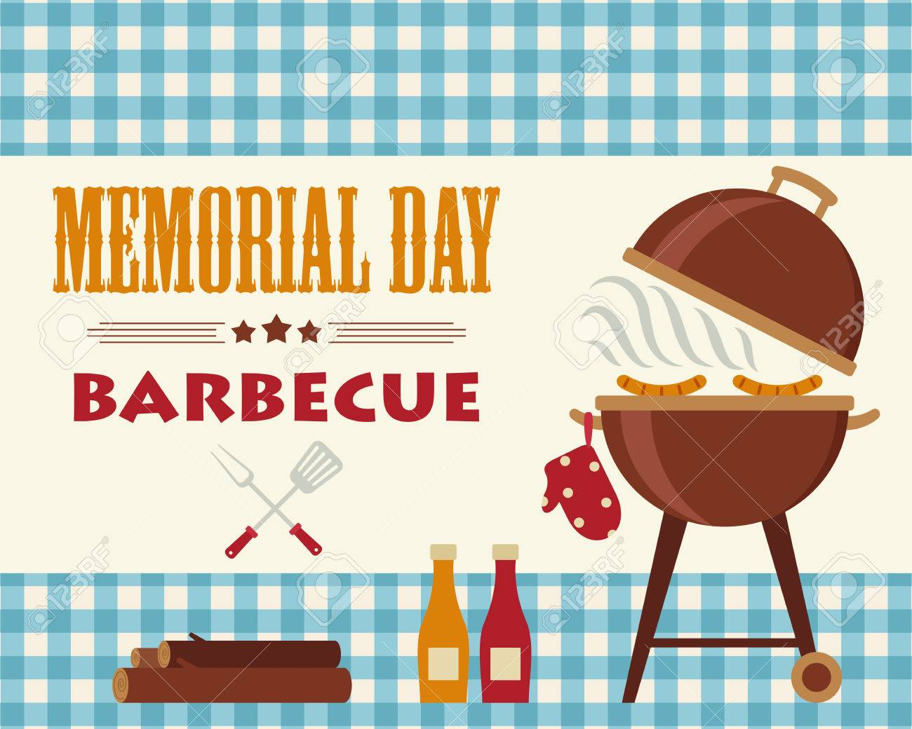 Image result for memorial day barbecue