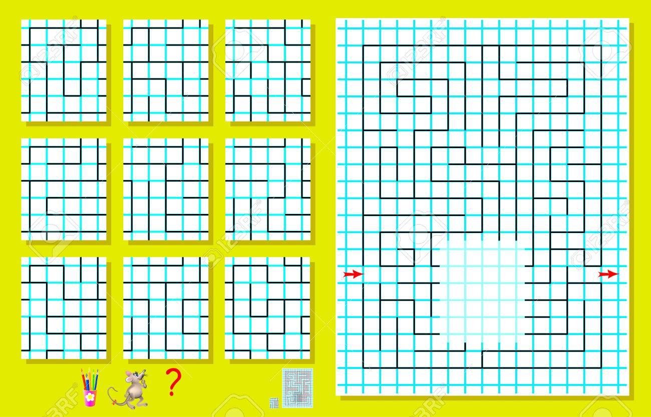 Atemberaubend Logik Puzzles Arbeitsblatt Ideen - Mathe Arbeitsblatt ...