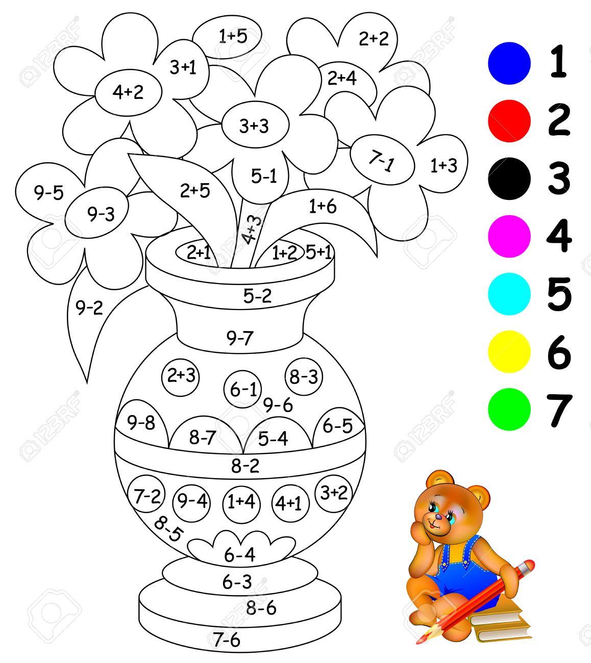 Página Educativa Con Ejercicios Para Niños Sobre Suma Y Resta ...