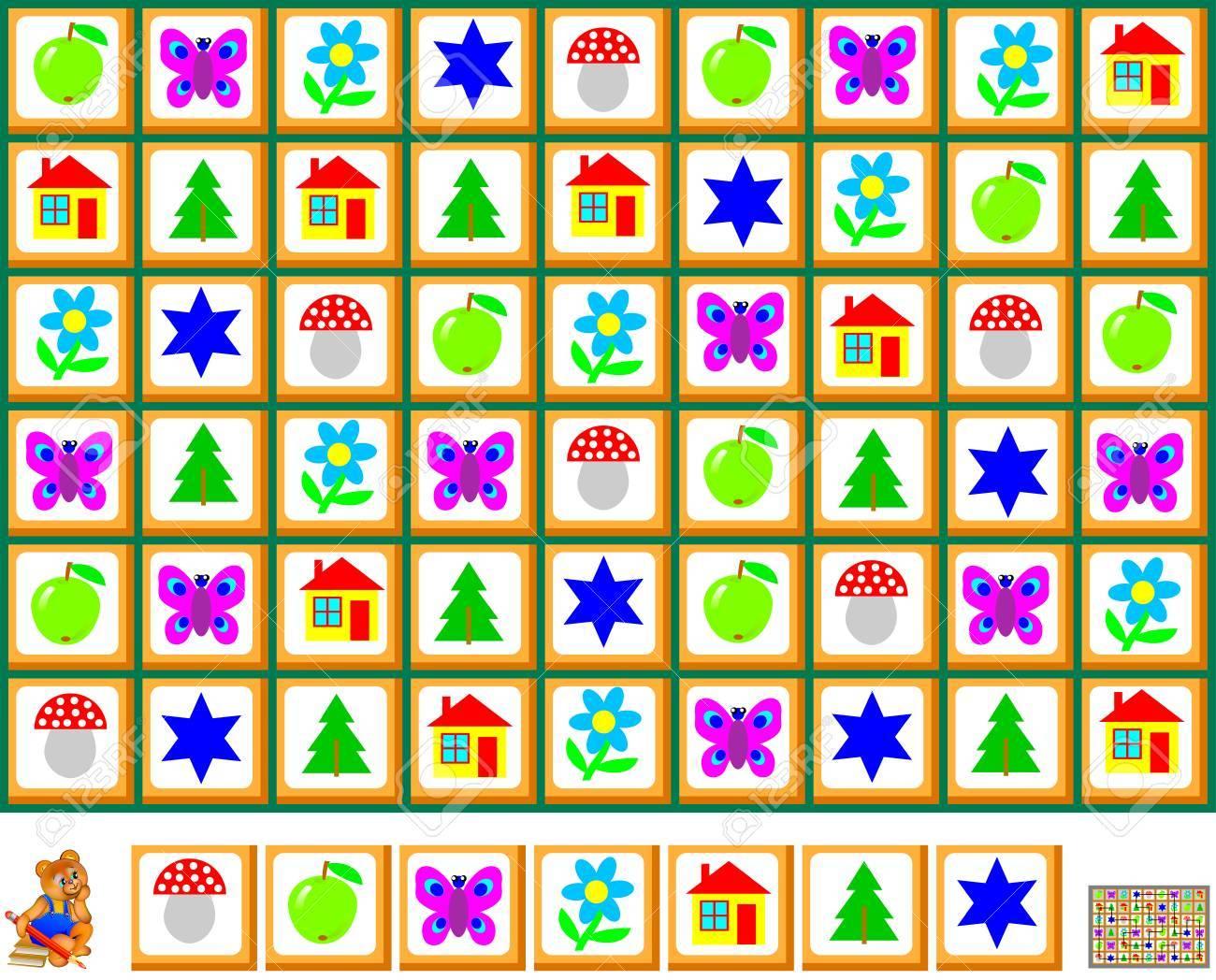 Ausgezeichnet Puzzle Arbeitsblatt Für Kindergärten Bilder - Super ...