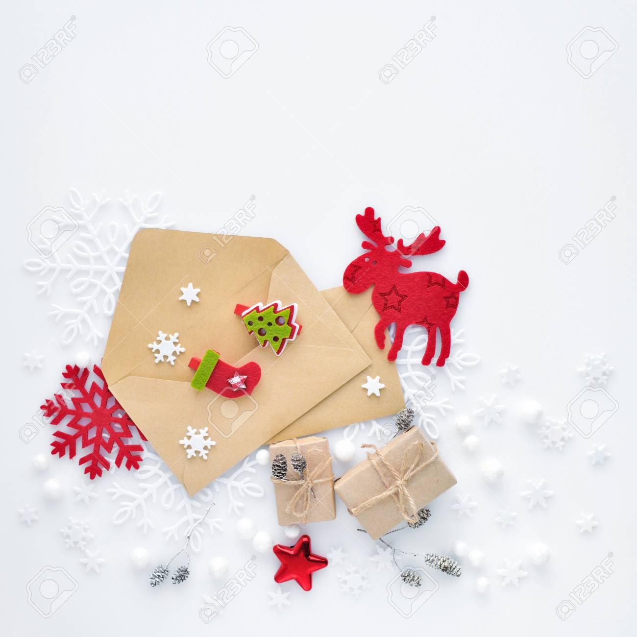Weihnachten, Guten Rutsch Ins Neue Jahr-Zusammensetzung ...