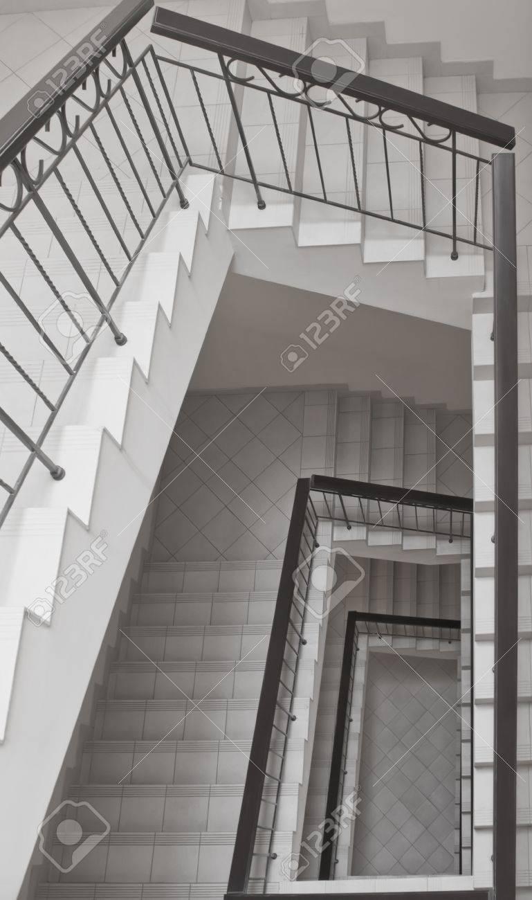 Décoration escalier d\'origine