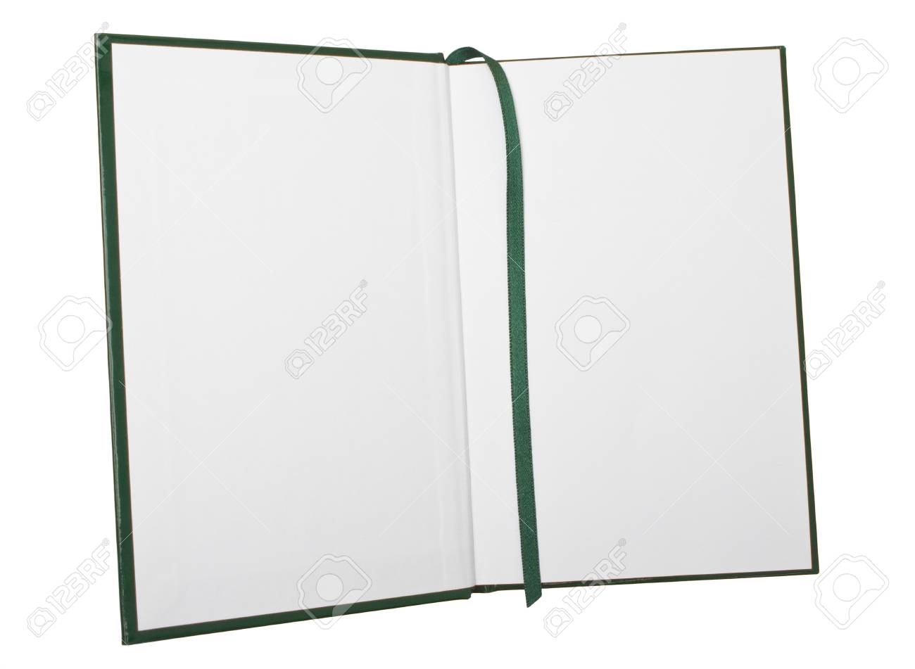 open book on the white background Stock Photo - 13255703