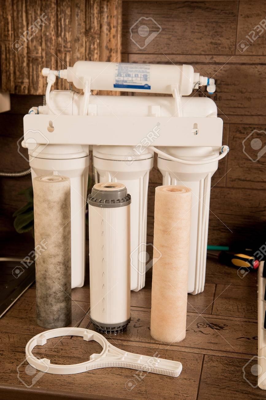 water filter. repair of the filter. - 37011415