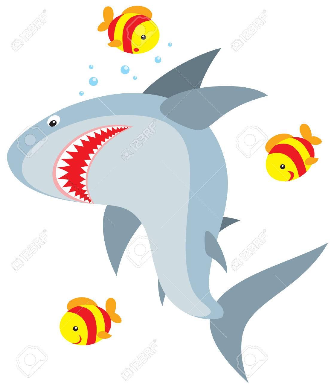 Shark Stock Vector - 3852284