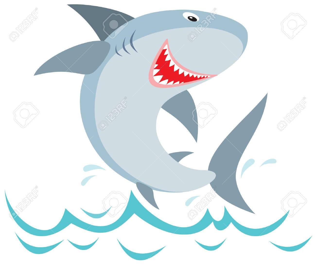 Shark Stock Vector - 3852280
