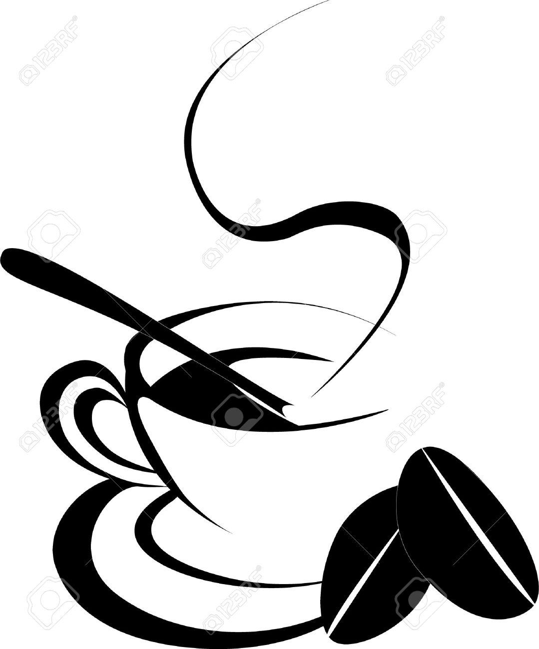 Coffee Pot Silhouette
