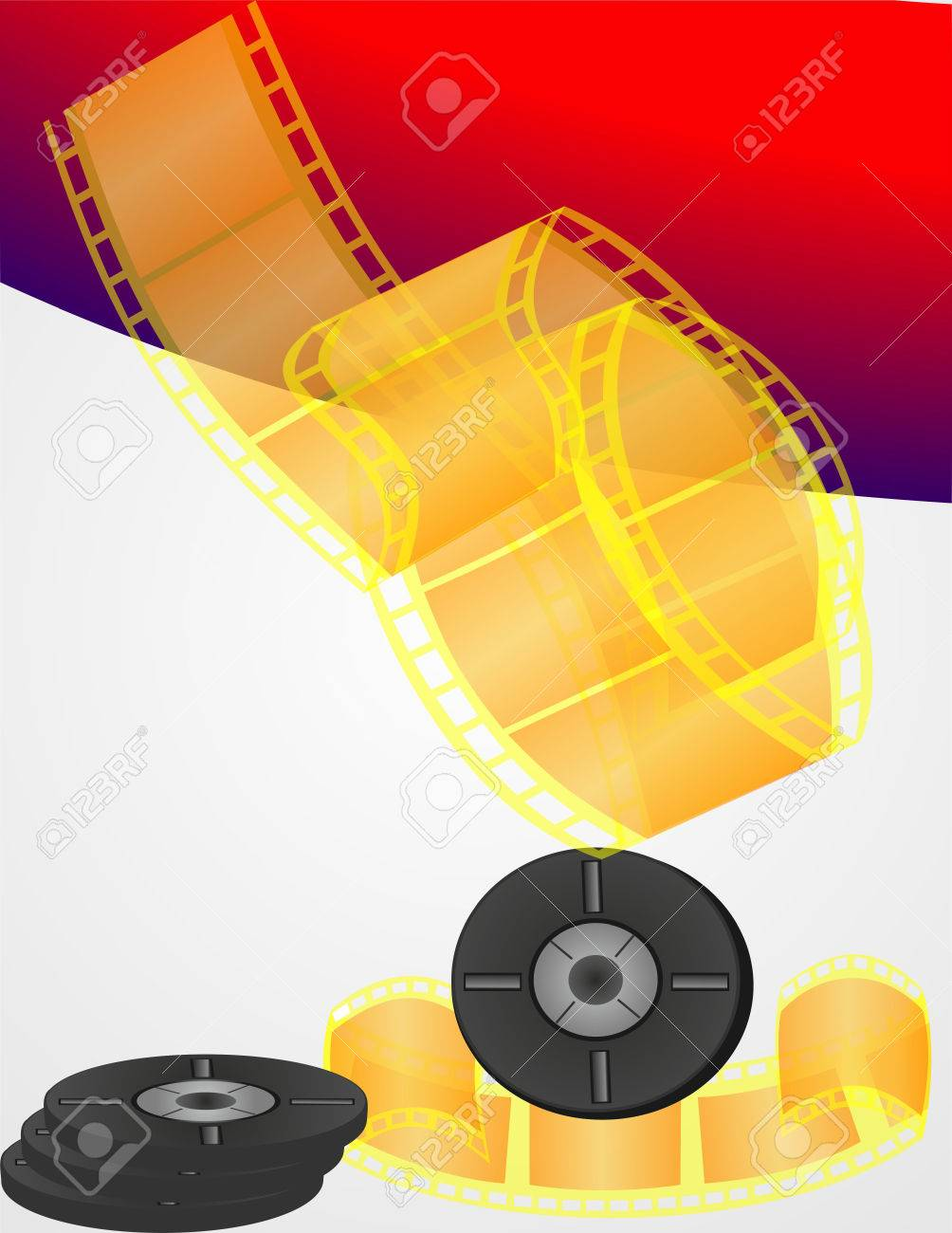 film strip roll set grunge at cinema cinema theme background royalty free cliparts vectors and stock illustration image 33925412 film strip roll set grunge at cinema cinema theme background