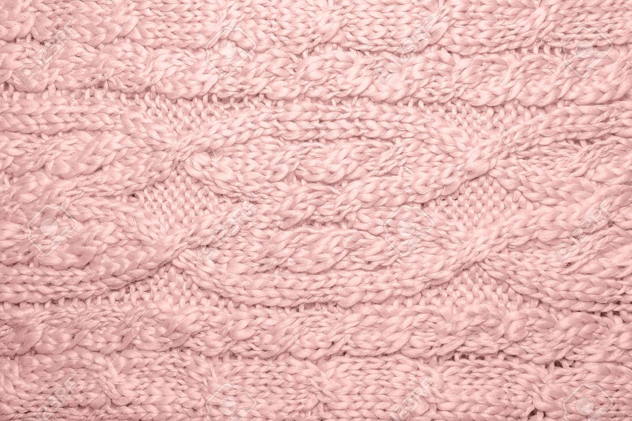 e9a8e3fdf3f Wool sweater or scarf texture close up. Knitted jersey background with a  relief pattern. Braids in machine knitting pattern. Wool hand-knitted or  machine ...