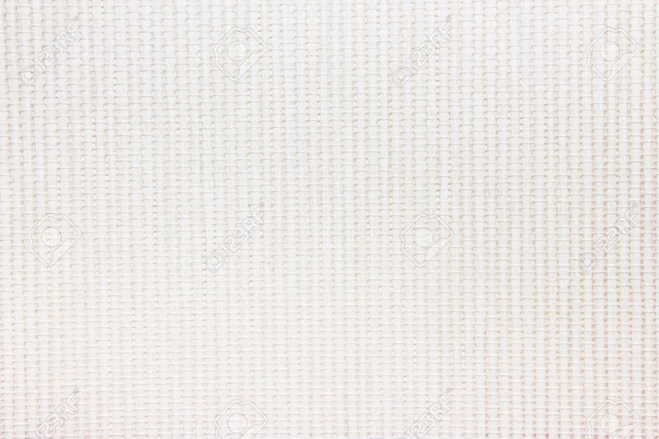 white textured curtain fabric
