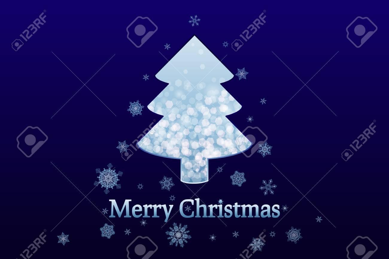 Christmas background with Christmas tree Stock Photo - 16815708
