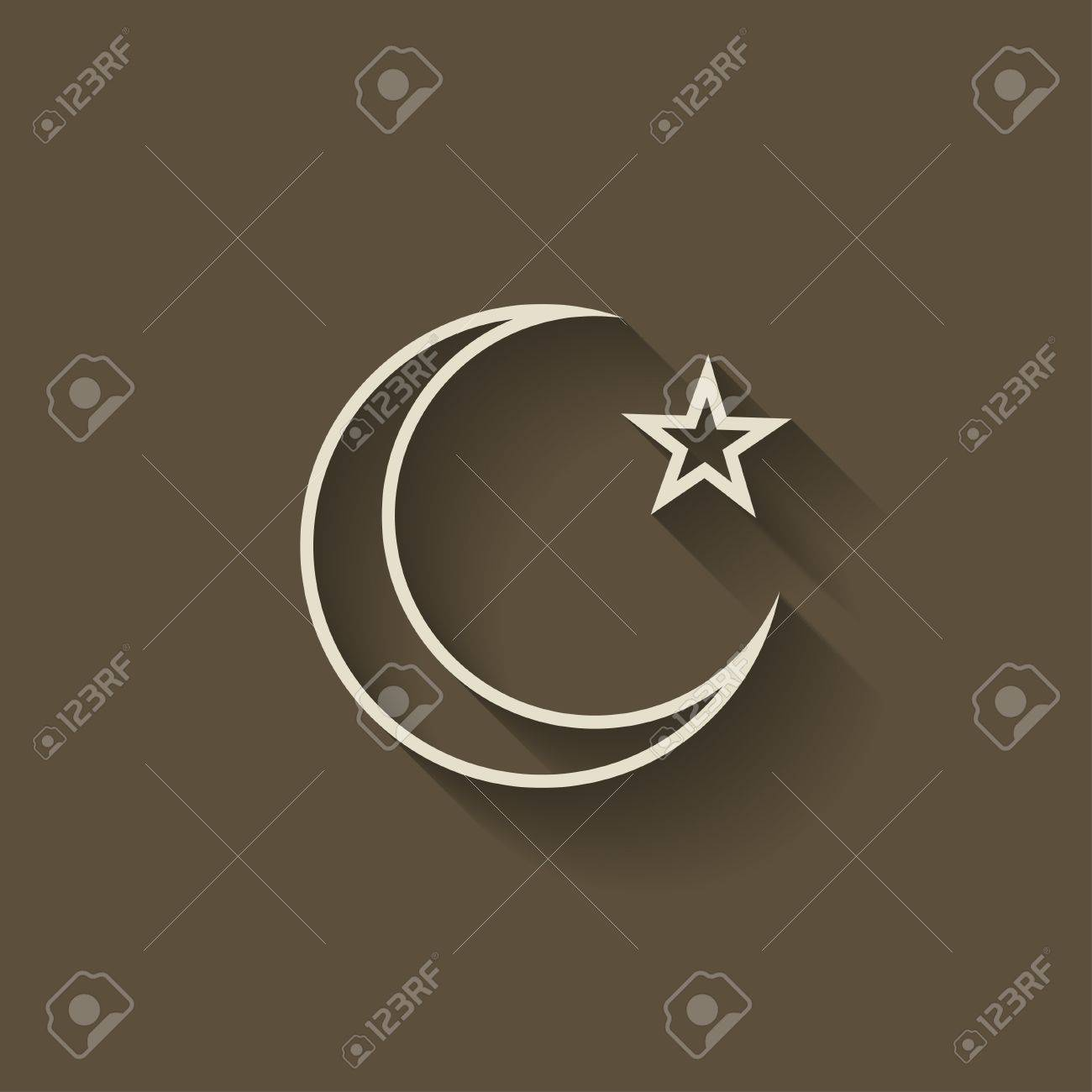 Crescent moon and star vector illustration eps 8 royalty free crescent moon and star vector illustration eps 8 stock vector 29314138 biocorpaavc Gallery