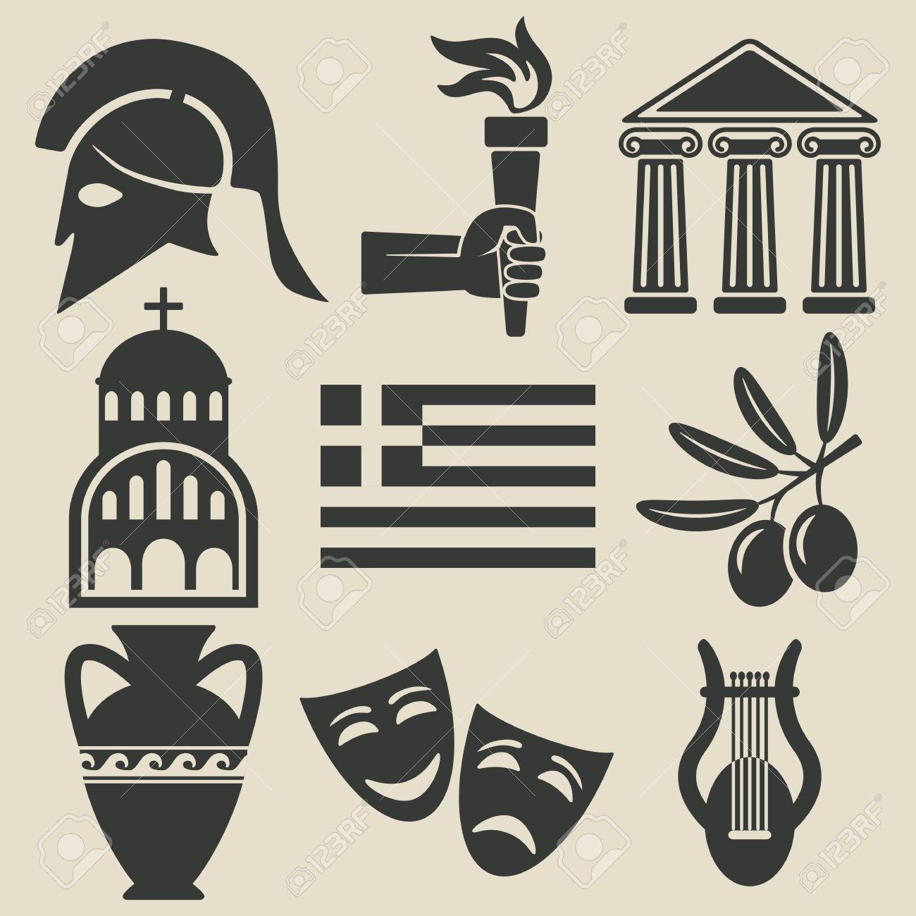 symbole-de-la-grece