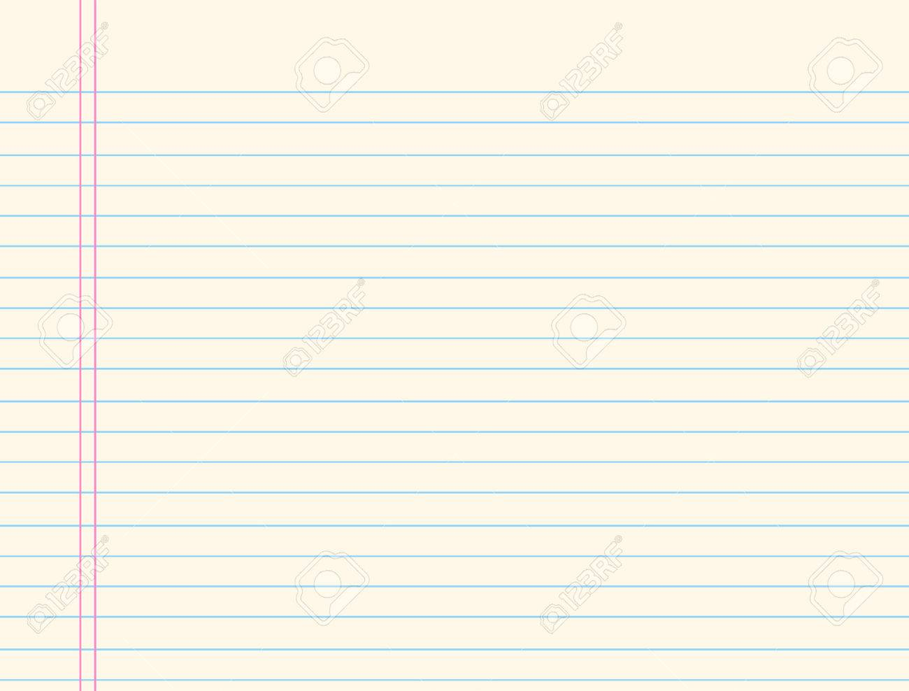 notebook paper background royalty free cliparts, vectors, and stock