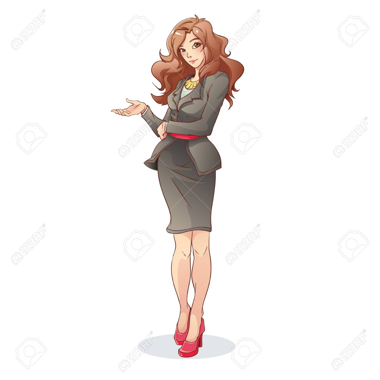 Business Woman - 58879793