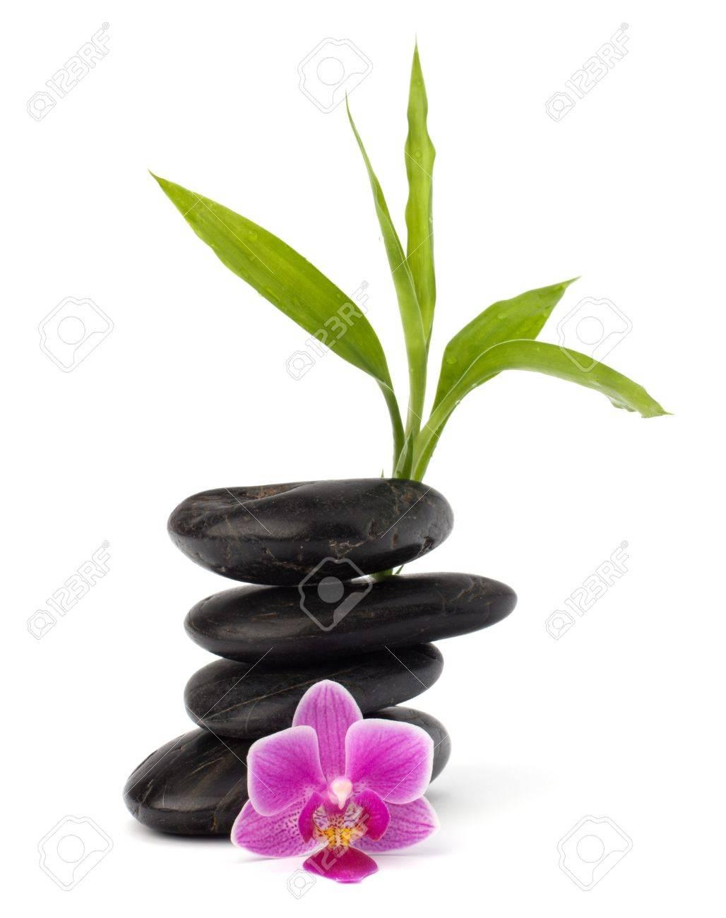 Zen pebbles balance. Spa and healthcare concept. Stock Photo - 9054280