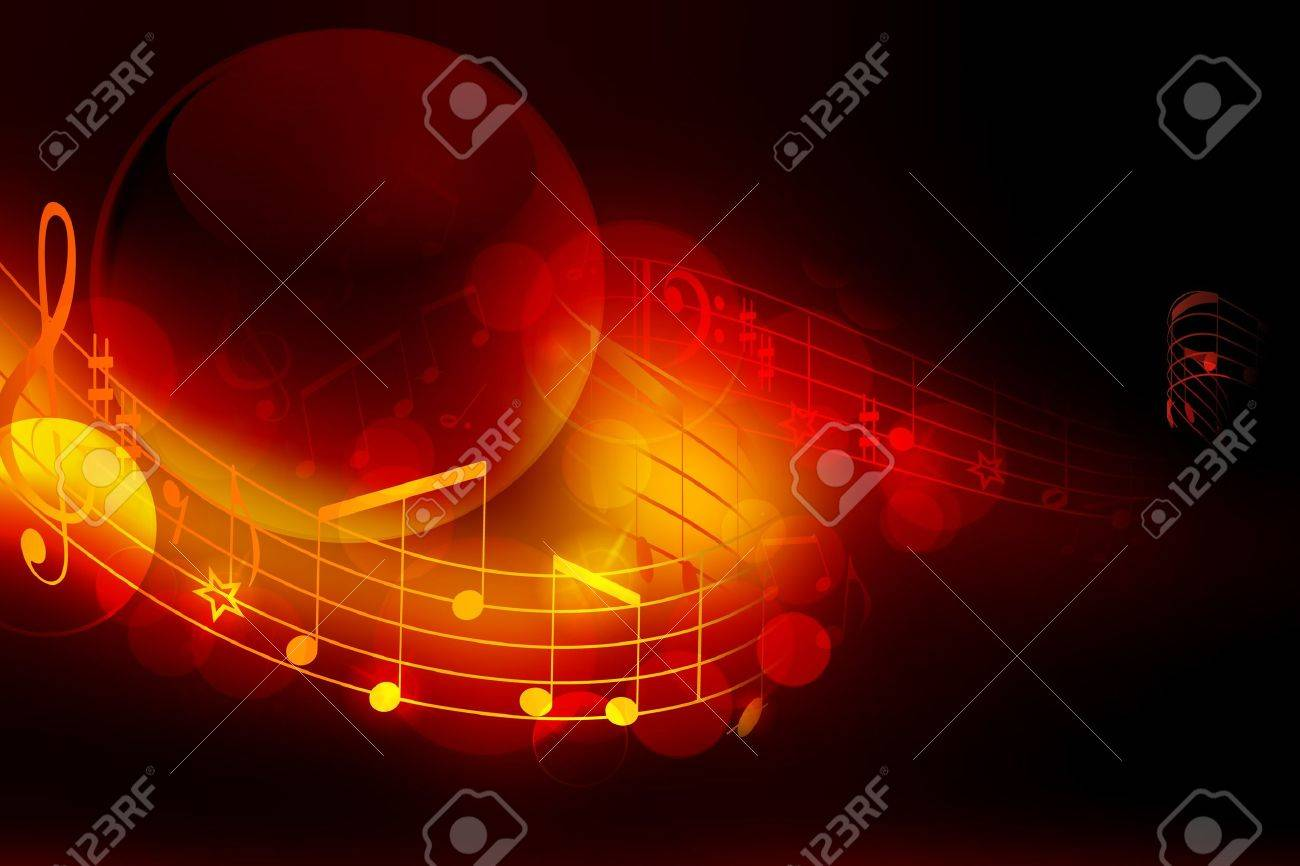 Music Stock Vector - 13777270