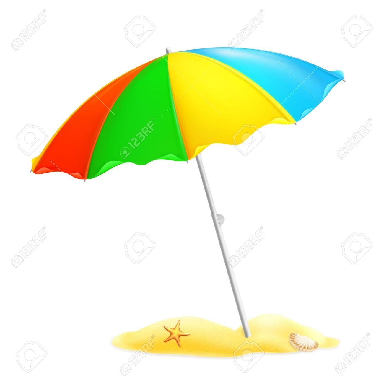 parasol Beach Parasol Royalty Free Cliparts, Vectors, And Stock  parasol