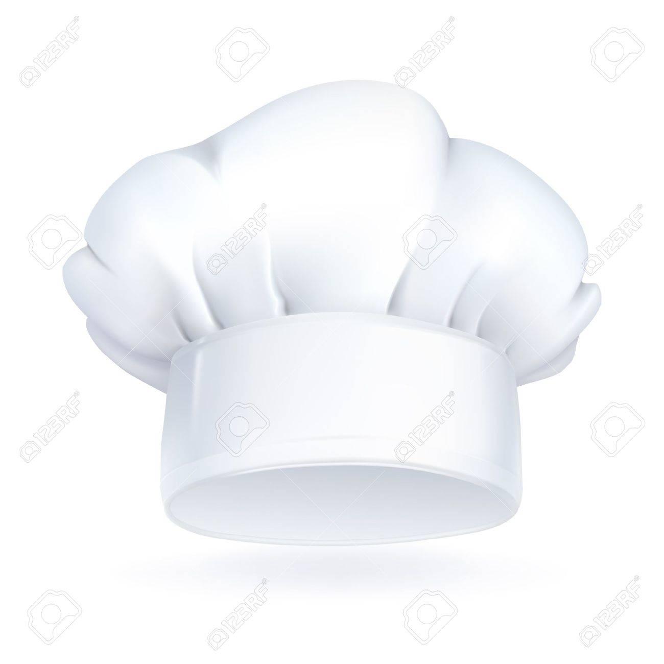 Chef hat, icon Stock Vector - 13798488