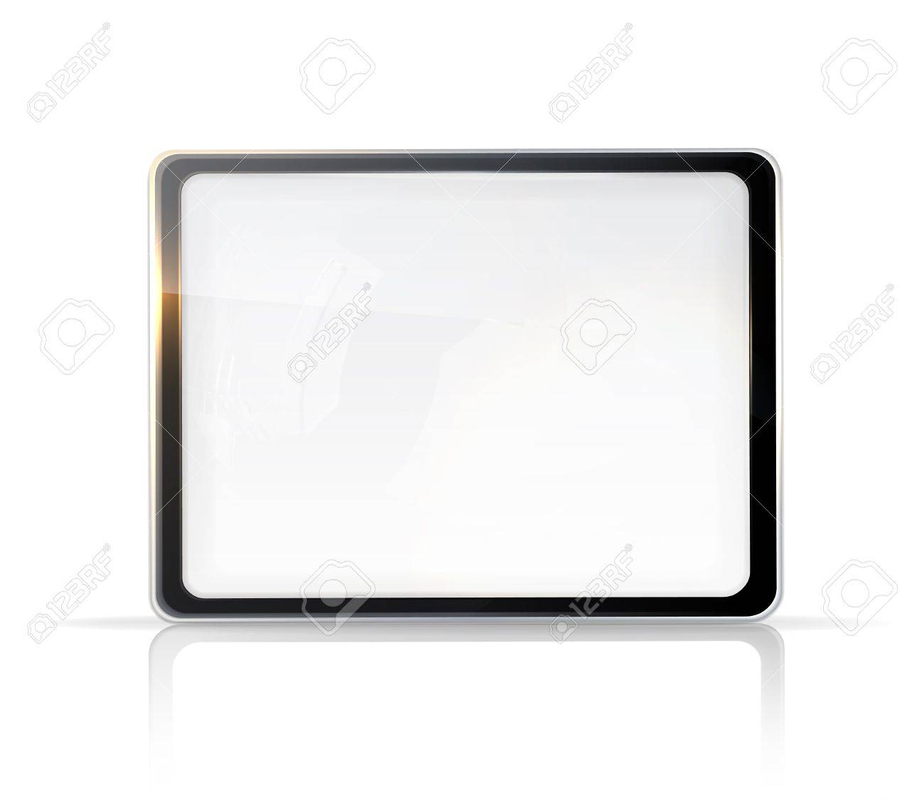 Touch screen Stock Vector - 13898702