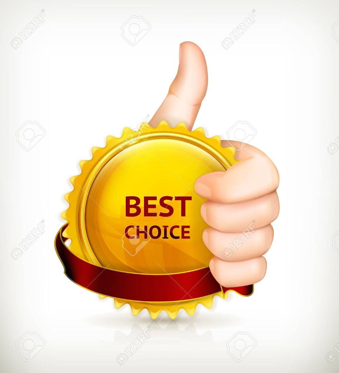 Best choice Stock Vector - 13899964
