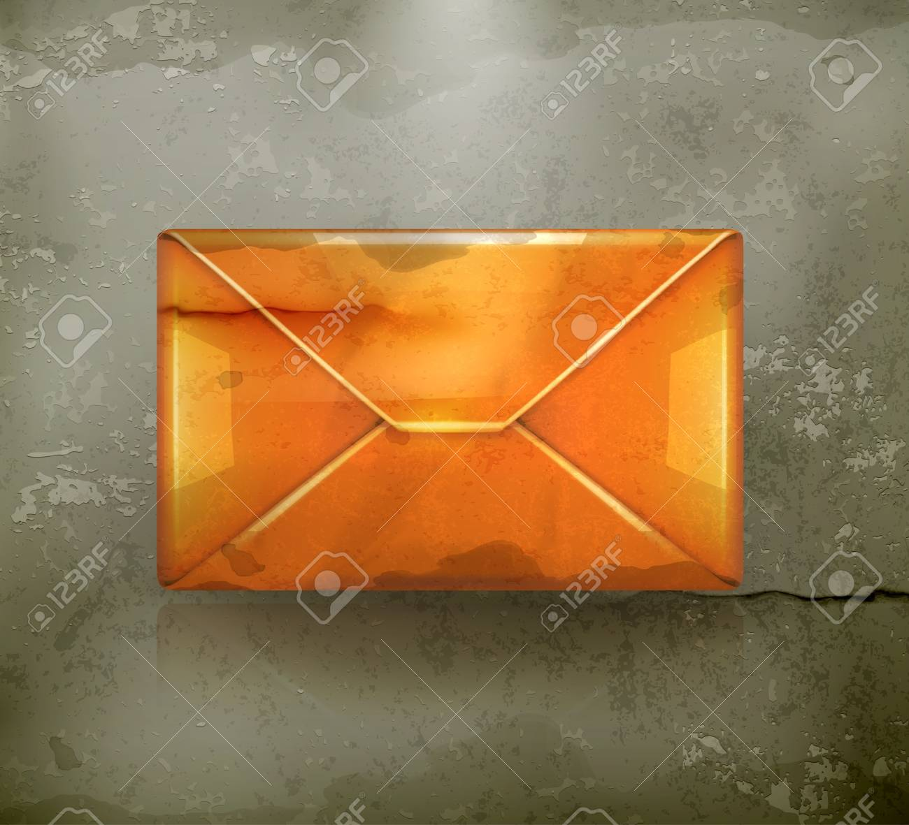 Mail, old-style Stock Vector - 15013008