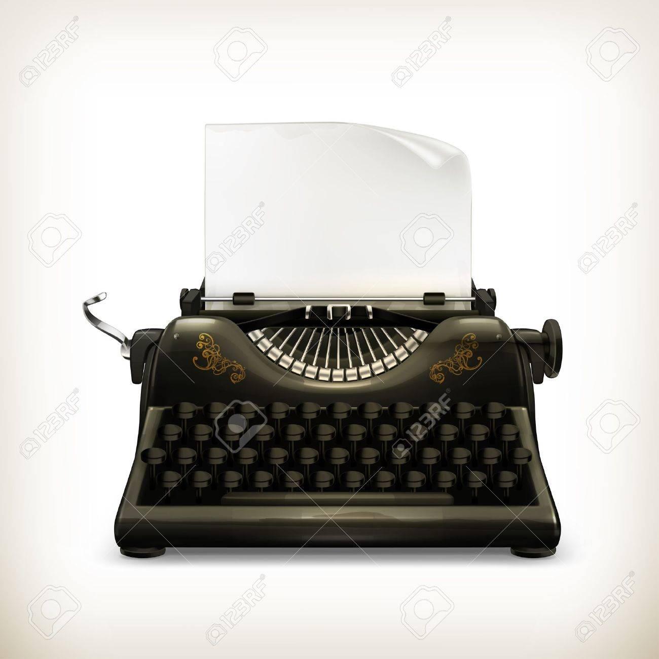 Typewriter - 15083583