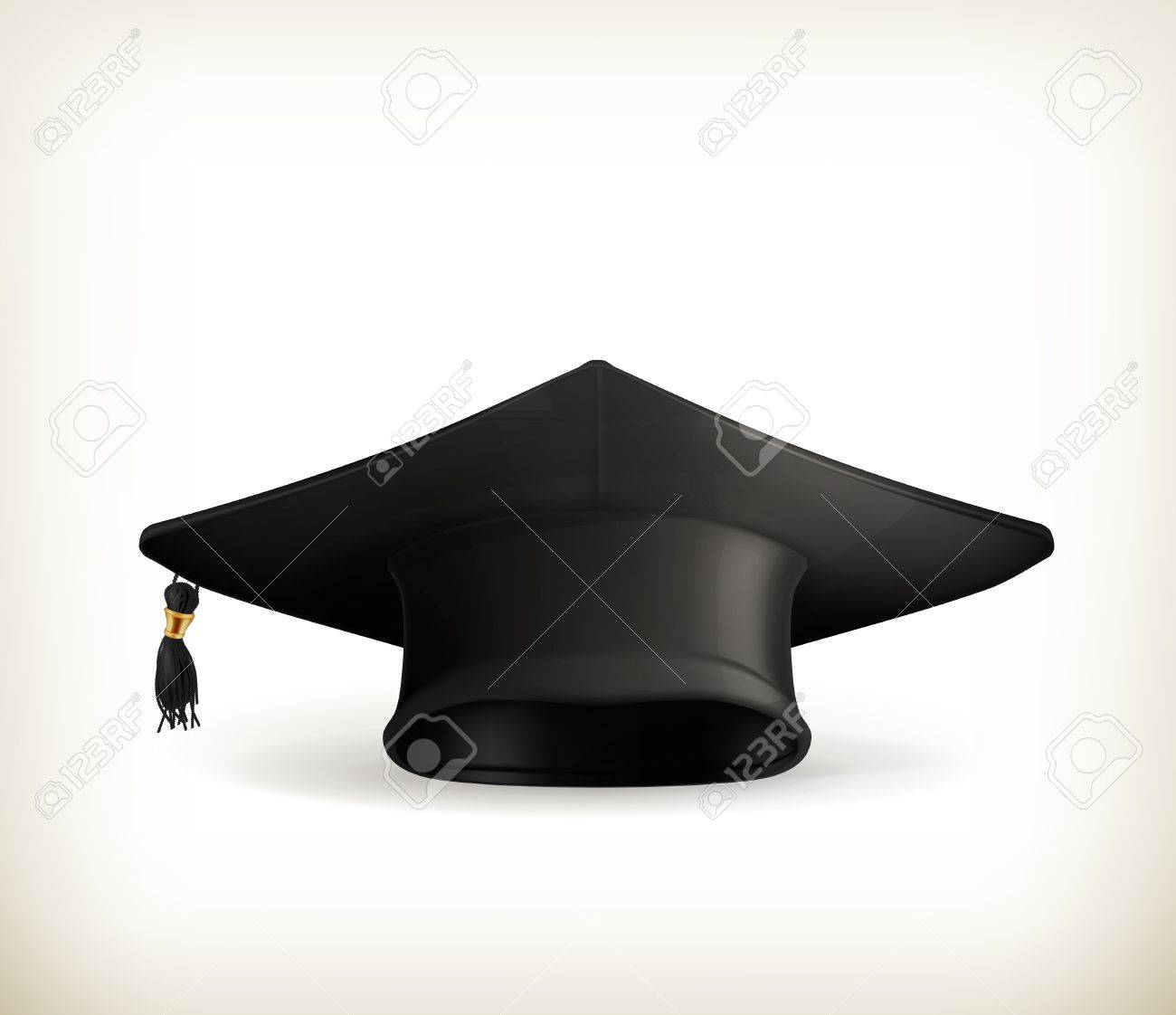 Graduation cap Stock Vector - 16145546