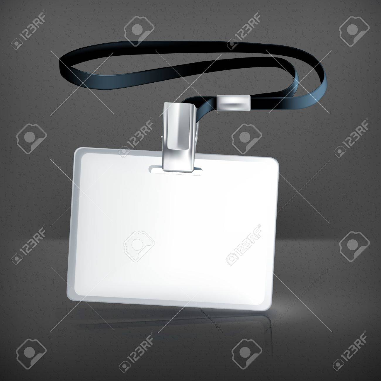 Name Tag Stock Vector - 19331521