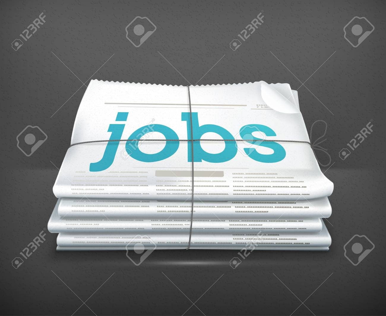 Jobs Stock Vector - 19648649
