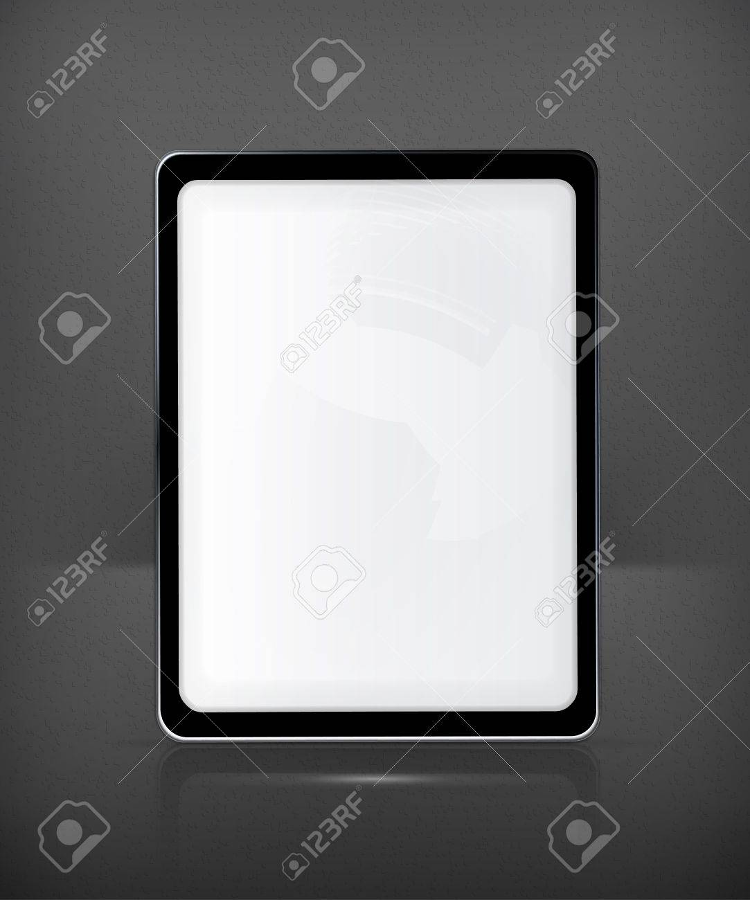 Touch screen Stock Vector - 19621446