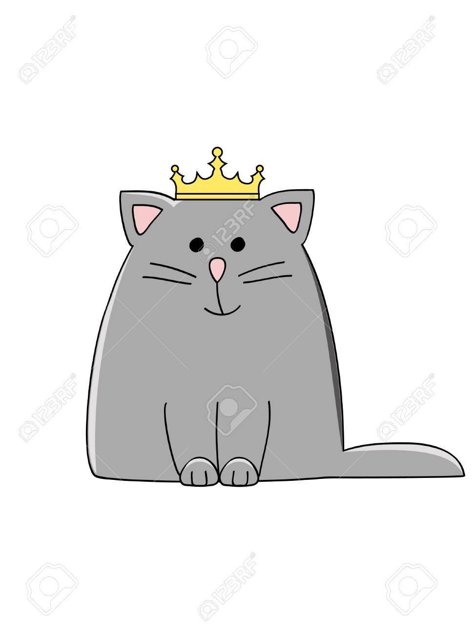"""Résultat de recherche d'images pour """"un chat couronné"""""""
