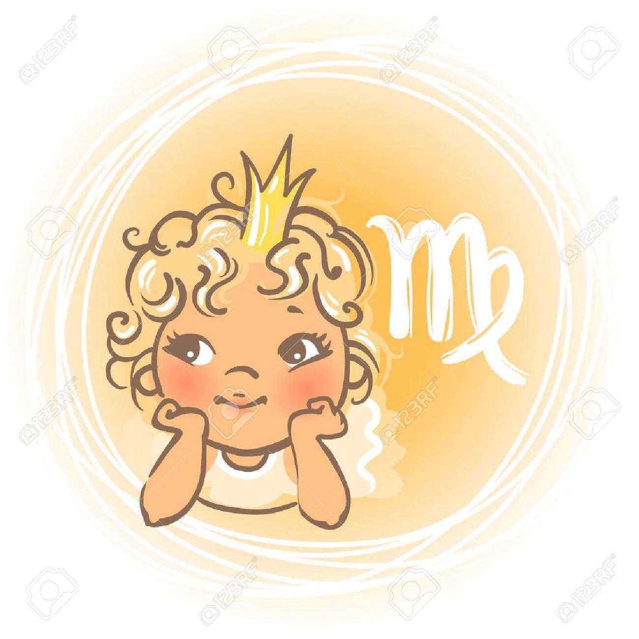 Baby zodiacvirgo - 46608709
