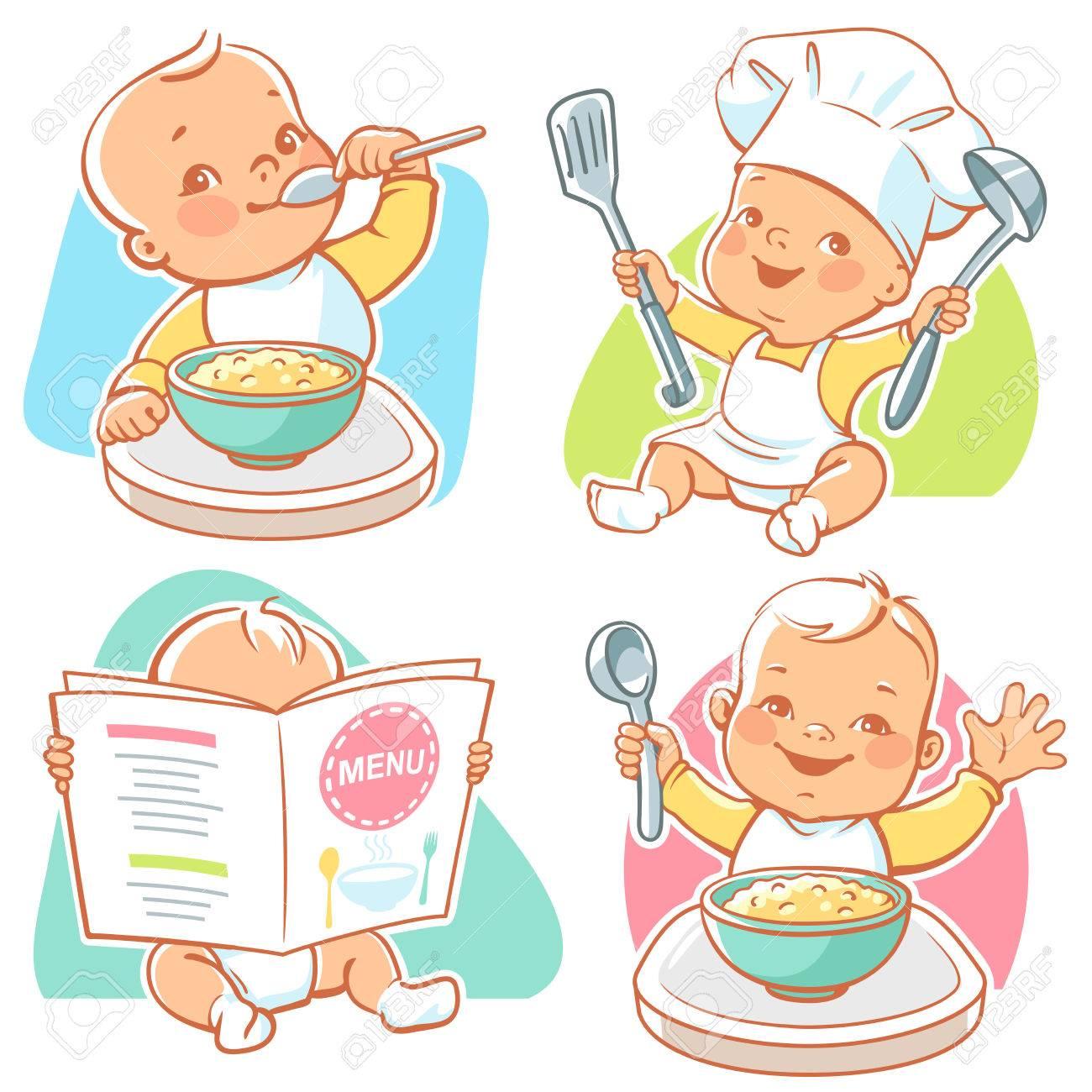 little baby breakfast - 71091962