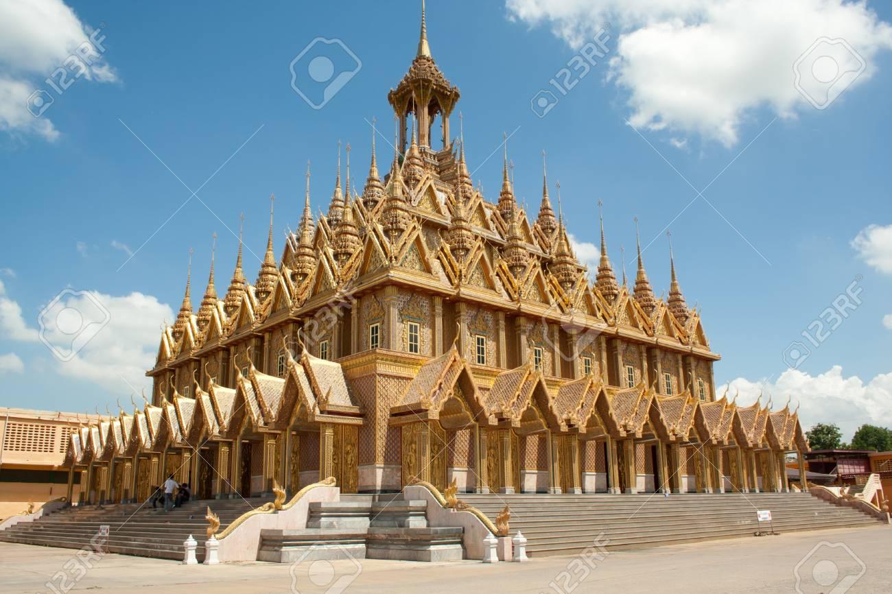 The beautiful Thai motifs. Stock Photo - 10950805